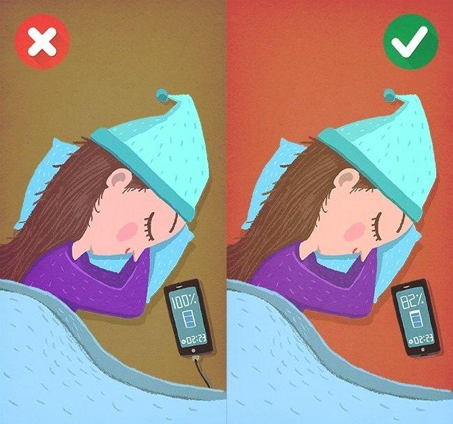 Всё это время мы неправильно заряжали телефон: вот как надо!