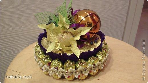 Мастер-класс Свит-дизайн МК по изготовлению лилии Бумага гофрированная фото 1