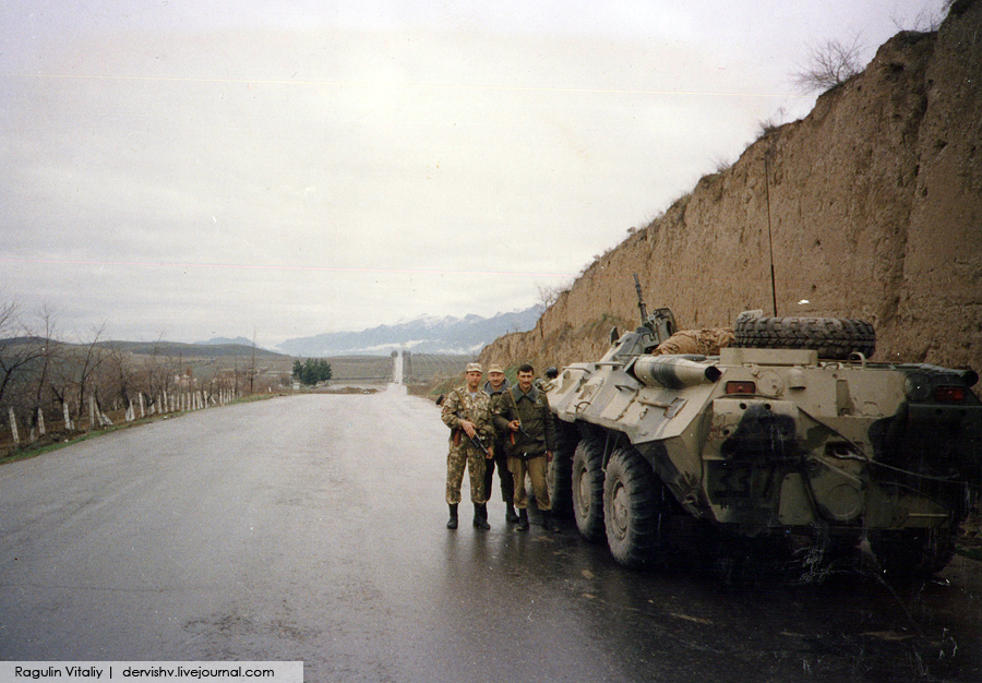 Нас признали ветеранами через 20 лет и три года. Двадцать лет ждали ветераны гражданской войны в Таджикистане признания своих боевых заслуг.