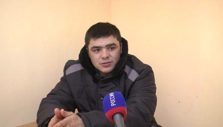 """На границе с Крымом задержан боевик """"Аскера"""""""