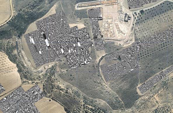 В Испании нашли затерянный город вестготов