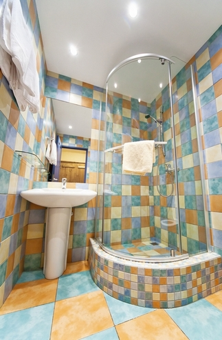 Дизайн ванной комнаты 3 кв м без туалета плиткой дизайн