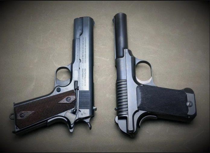 Colt против Savage: как армия США выбирала себе пистолет