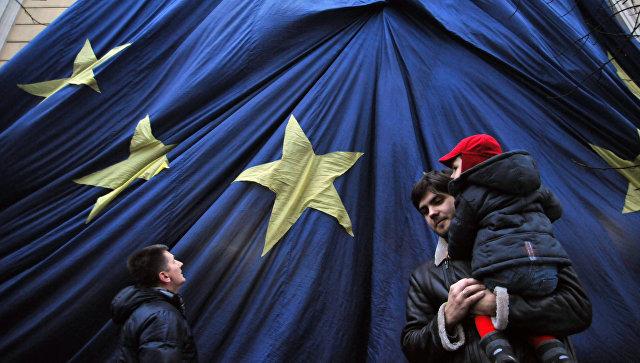 Politico: украинцы разлюбили Евросоюз
