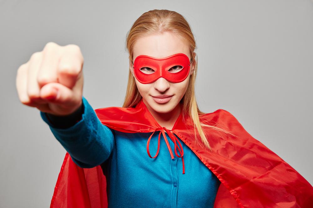 Молодая мать – суперженщина! 7 верных признаков суперсилы