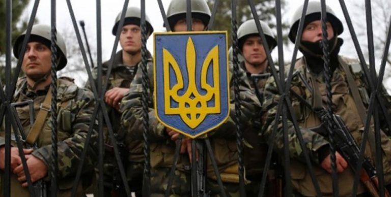 В Киеве подсчитали, что в 2014 году имели в Крыму преимущество в технике, но она была негодной