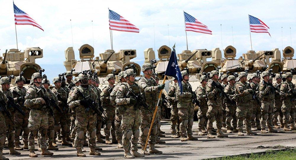 Пентагон заминирует Европу «…