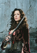 Кейт Бекинсейл (Kate Beckinsale) в фотосессии для фильма «Ван Хельсинг» (Van Helsing) (2004)