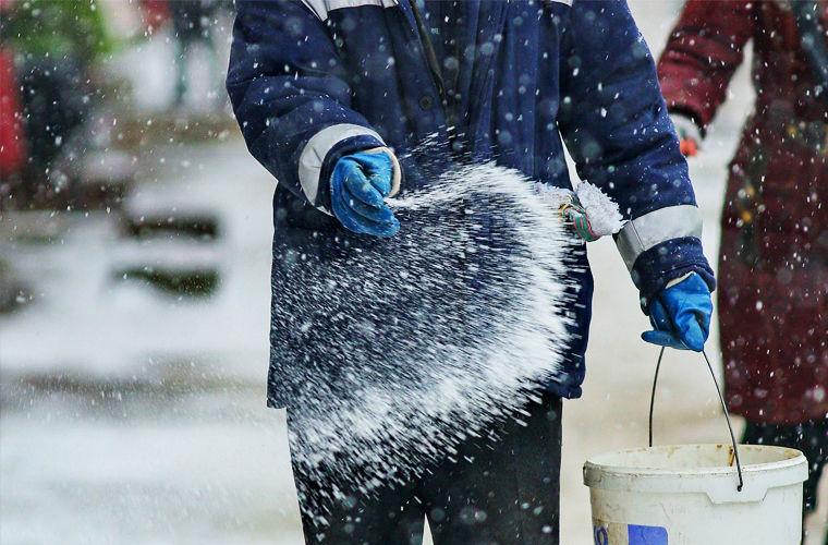 Иностранцы  о русской зиме