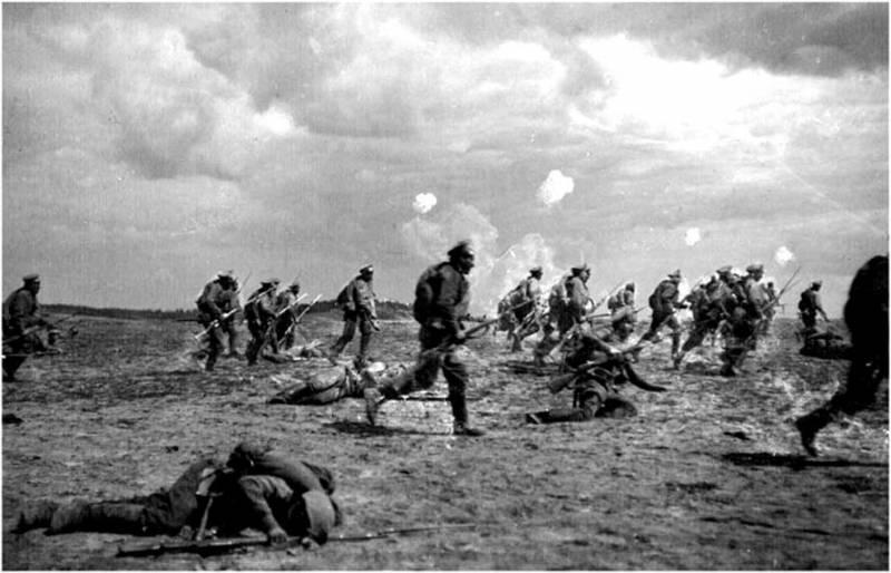 Трагедия ударной группы 8-й армии