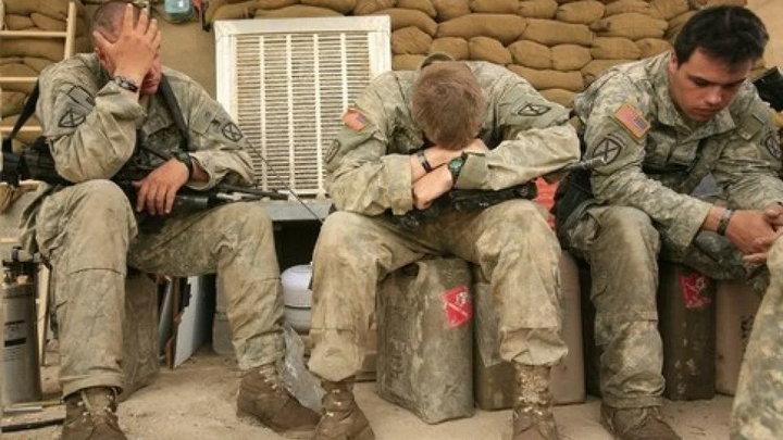 Армия США. Воевать с русскими? Дураков нет