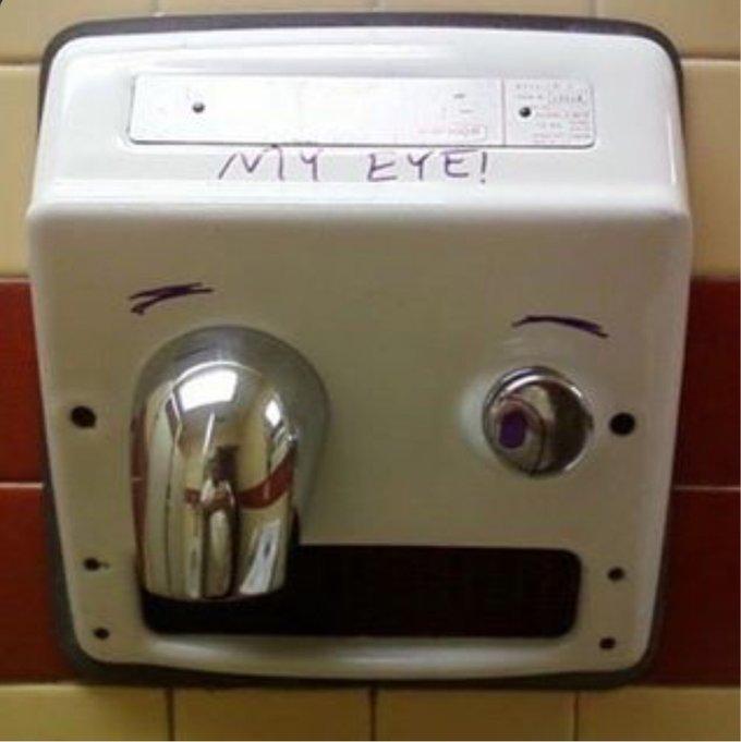 15 забавных актов вандализма, обнаруженных в общественных туалетах изображение 14