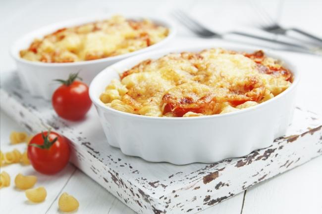 4 новых блюда из макарон - все предельно просто, быстро и очень доступно!