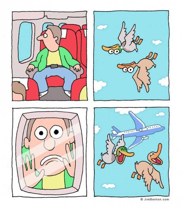 Смешные карикатуры