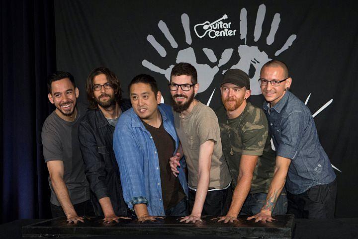 Новый клип Linkin Park за несколько часов посмотрели более двух миллионов раз