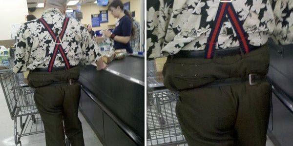 Эти люди одеваются так ужасно, что это даже завораживает!