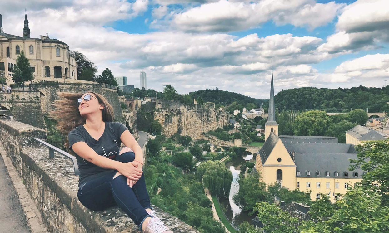Украинка, уехавшая в Люксенбург: Надо быть глупцом, чтобы рваться в Европу