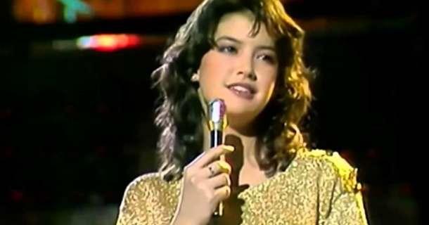 А вы ее еще помните? «Paradise» Фиби Кейтс и ее хрустальный голосок