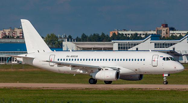 Норвежская авиакомпания FlyViking закупит самолеты SSJ-100 для выхода на рынок РФ