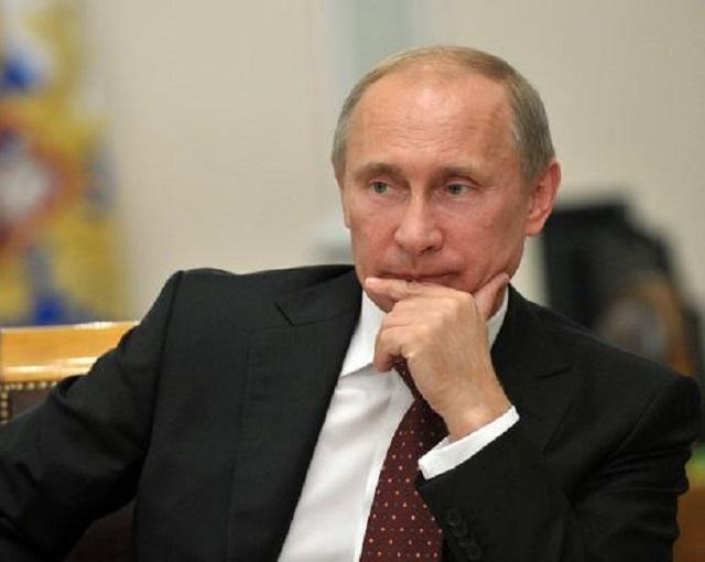 Житель Киева спросил Путина, почему «Россия бросила Украину»