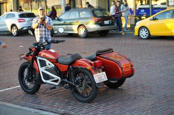Новая версия мотоцикла «Урал»: американцы остались довольны