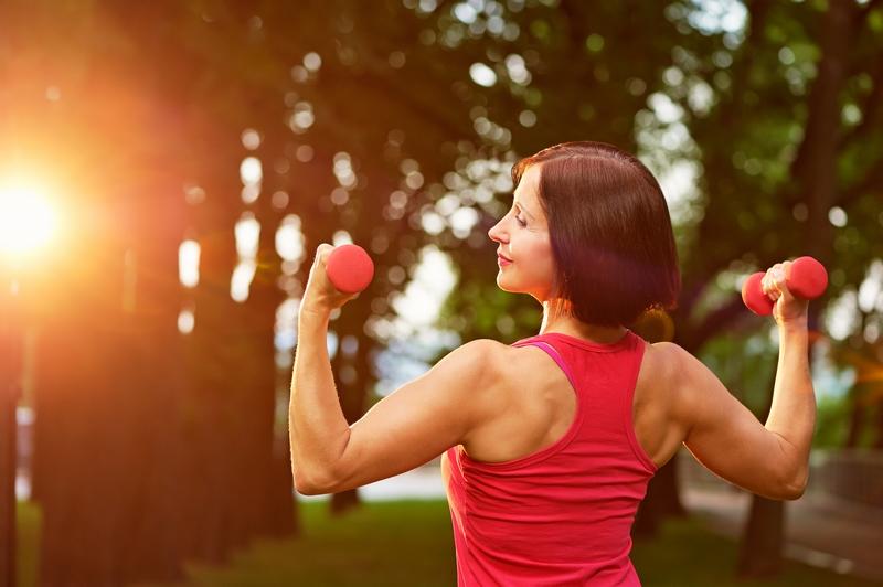 упражнения для рук бицепс трицепс
