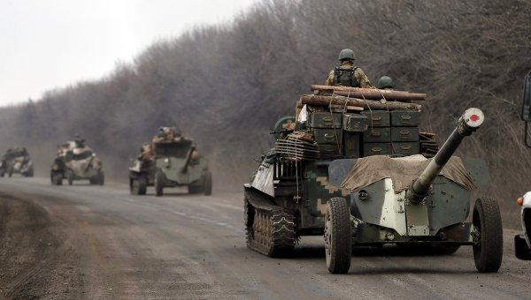Отвод войск: перспективы туманны