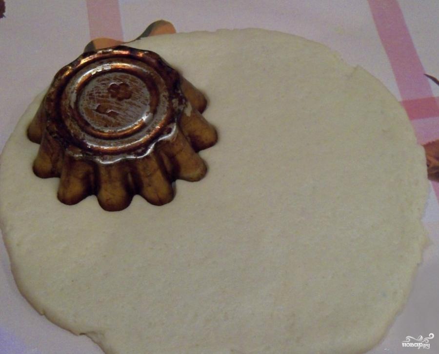 Коржик молочный рецепт с фото пошагово