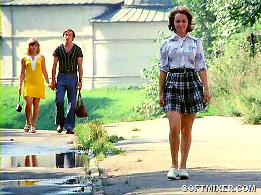 Как одевались в 70-х