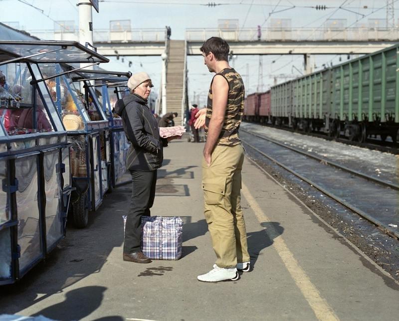 «Постель брать будете?» Путешествие по Транссибу в проекте Себастьяна Тиксера 9288, Себастьян Тиксер, путешествие, транссиб