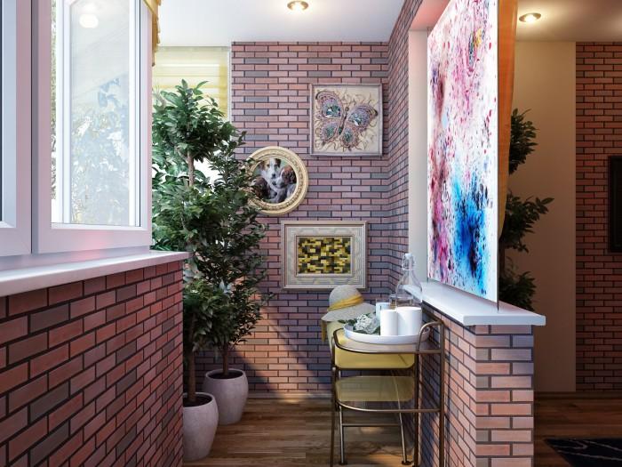 Современная лаконичная квартира - наши дома дизайн интерьера.