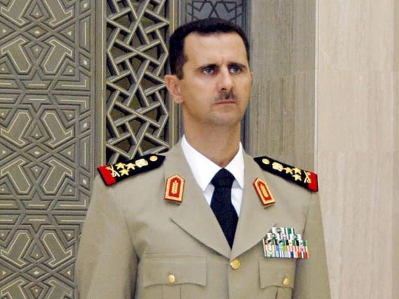 Пусть в Сирии правит Асад, США согласны