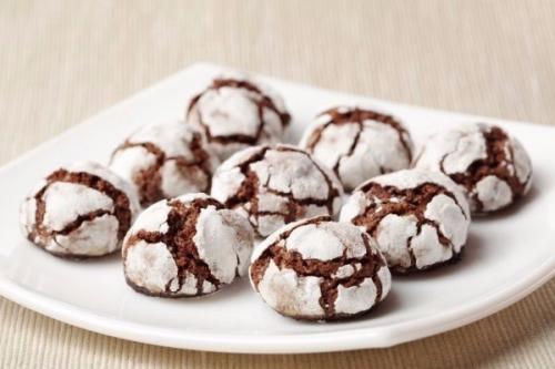 Ароматные шоколадные пряники.