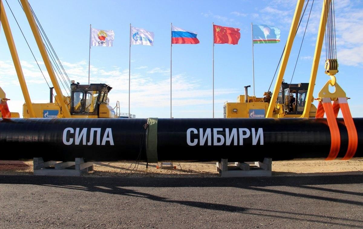 Уже зимой 2019 года будет запущен газопровод «Сила Сибири»
