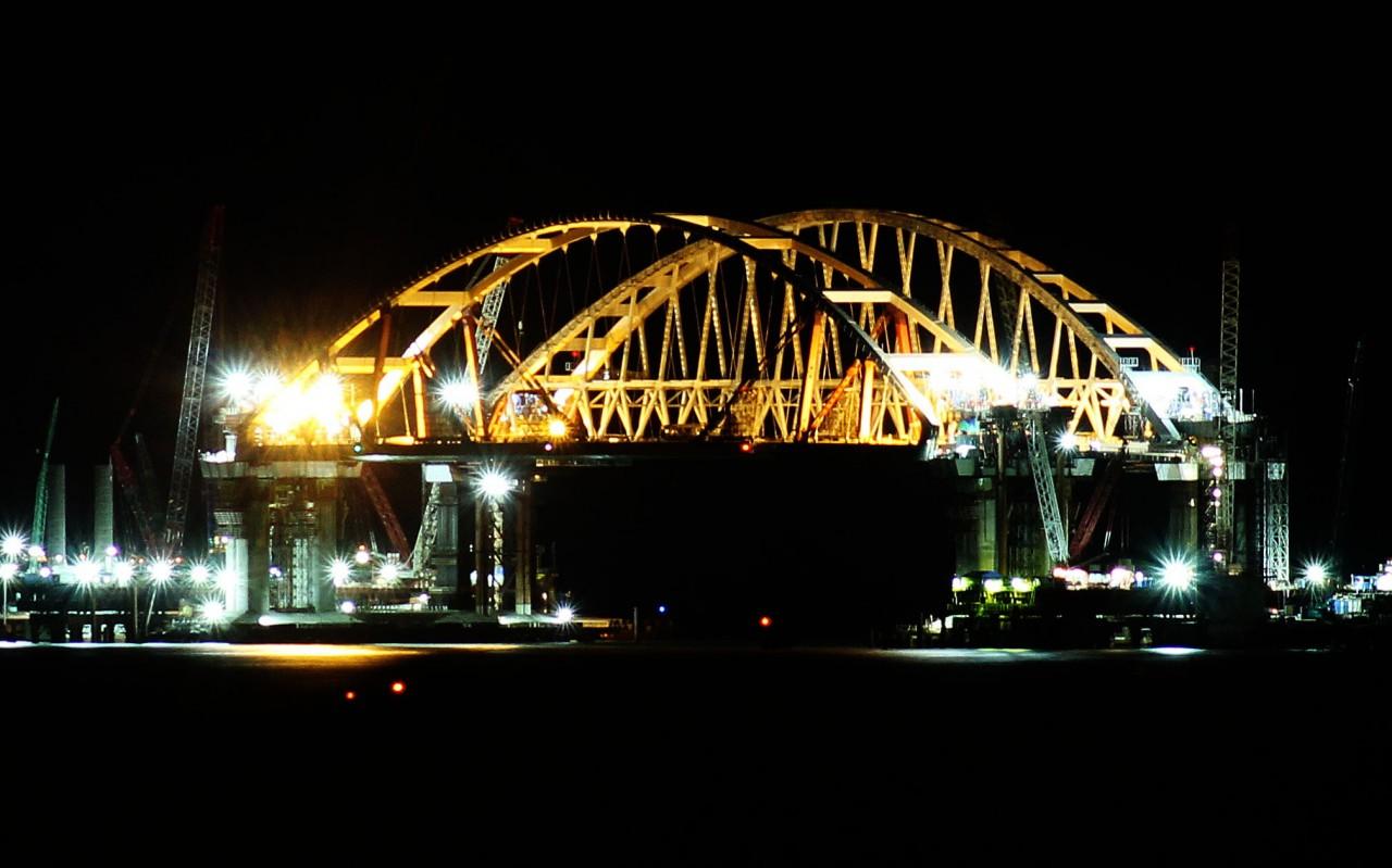 Спокойной ночи мост