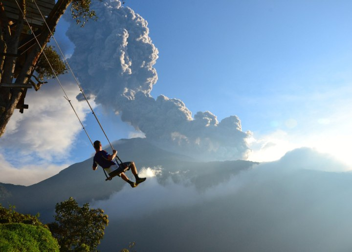 «Край земли», Шон Хакер Тепер National Geographic Traveler