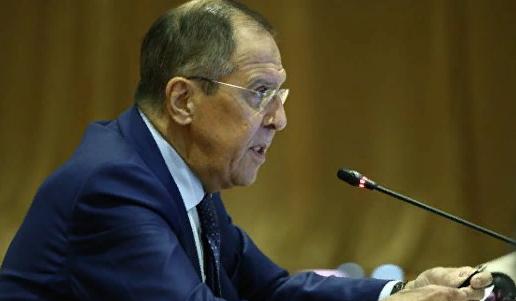 """Лавров осудил """"вымышленный предлог"""" вокруг ситуации с Азовским морем"""