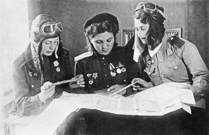 Ночные ведьмы: советские летчицы, которых боялись немцы