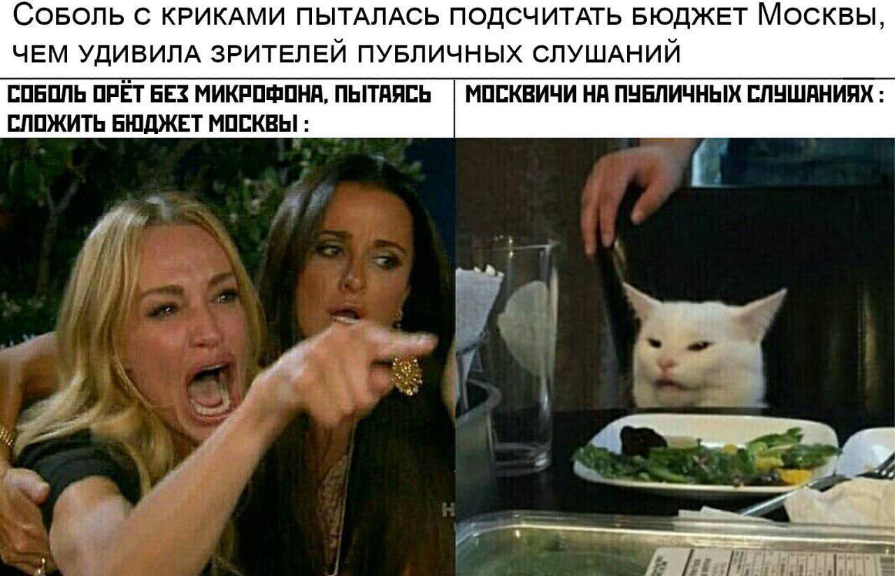 Любовь Соболь не умеет считать: элементарные ошибки при обсуждении бюджета Москвы