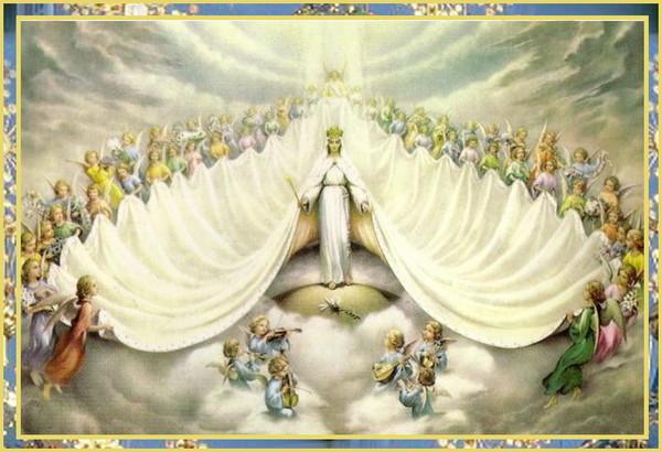 Успение пресвятой богородицы 28 августа в картинках 15