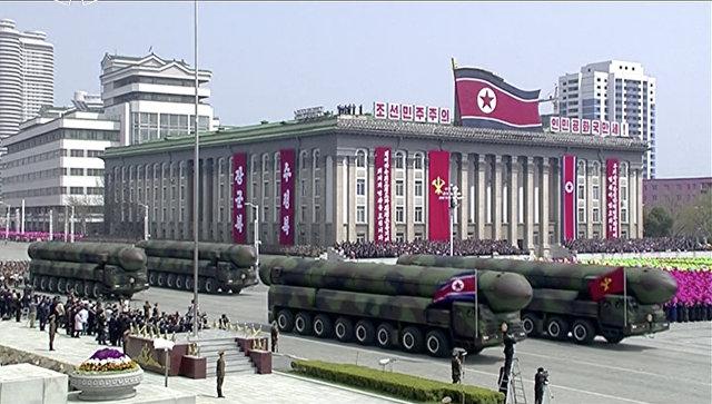 Северная Корея пообещала ответить ядерным ударом на ядерный удар США