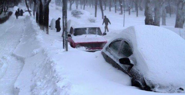 Виталий Кличко возненавидел снег