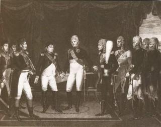 Прав ли был Александр I, обидев Наполеона?