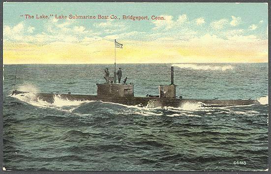 Подводные лодки типа Protector (США)