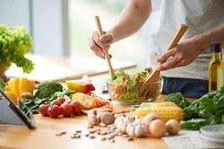Больным диабетом поможет растительная диета