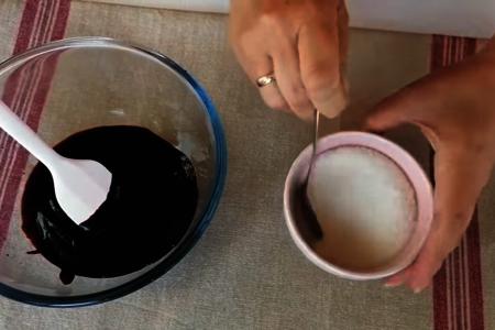 Домашний зефир в белом шоколаде / на вкус лучше, чем мороженое!: фото шаг 1