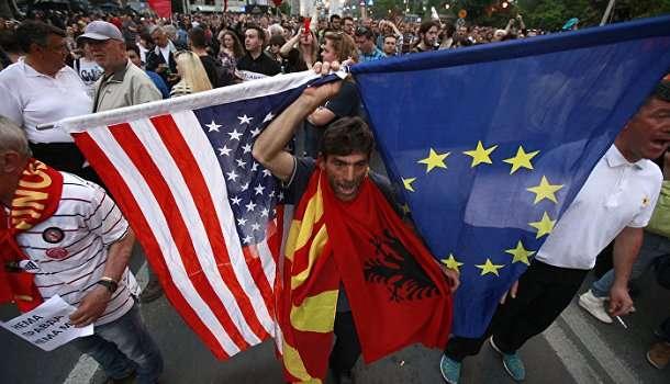 Черногория иМакедония— угроза изнутри
