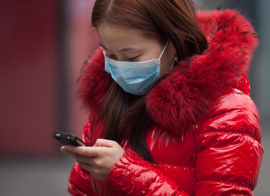 Небо над Китаем: токсичные у…