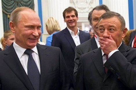 В «черный список» приближенных к Путину россиян войдут почти 300 человек