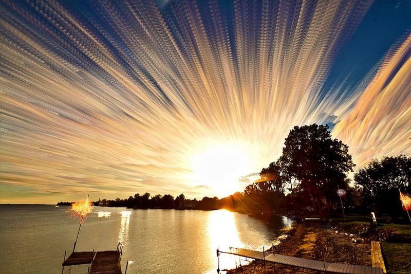 Smeared Skies 5 Размазанные небеса Мэтта Моллоя